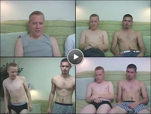 free broke straight boys video